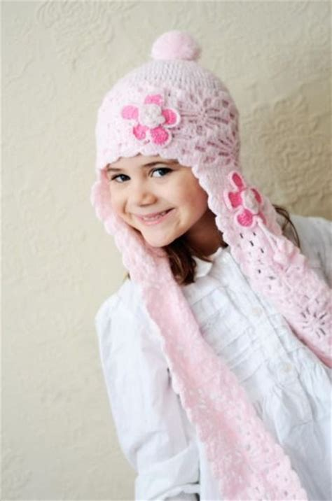 knitting pattern hat with scarf attached hat with attached scarf crochet and knit pinterest