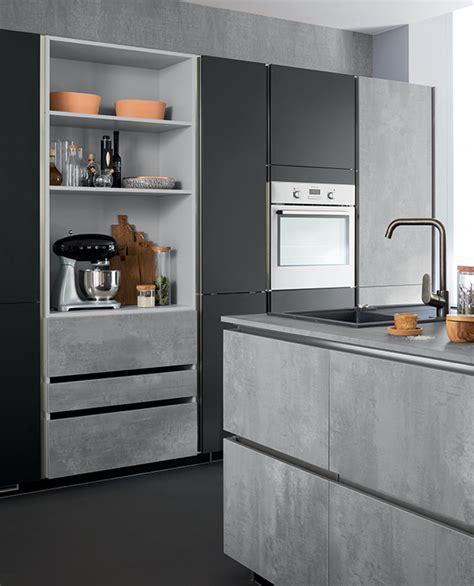 meuble cuisine sans poign馥 pratique with meuble cuisine sans poigne