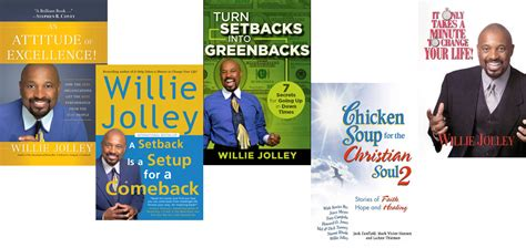 transformation through chaos a setback a comeback books willie jolley worldwide