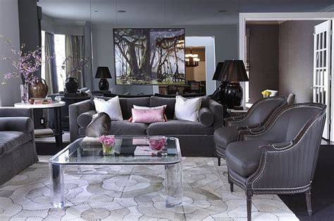 gray living rooms decorating ideas gray interior design ideas for your home