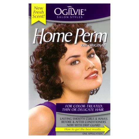 buy home perm for colour treated thin or delicate hair 1