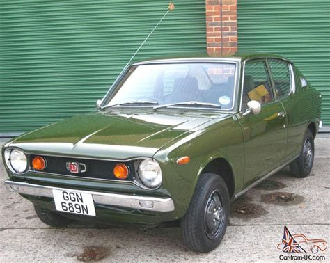 Datsun 100a by Datsun 100a Cherry E10 2 Door Saloon 1974