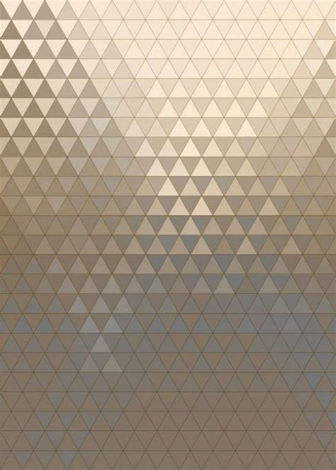 pattern gold gradient triangle gradient graphic pinterest triangles and d