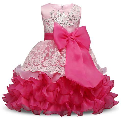 Supplier Baju Layera Dress Hq 4 aliexpress buy high quality baby prom gown designs dress 3 8 year birthday dresses