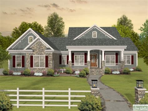 one craftsman bungalow house plans craftsman one ranch house plans one bungalow