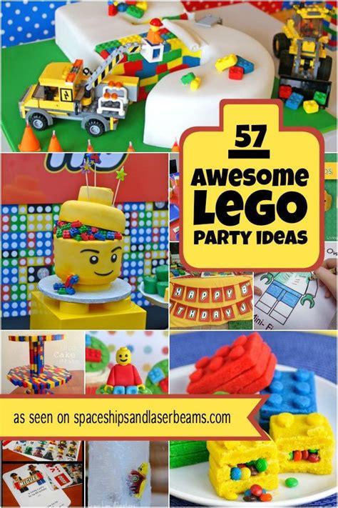 lego themed birthday supplies 57 lego themed birthday party ideas perfect for boys