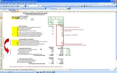 simple roi template excel return on investment calculator for excel