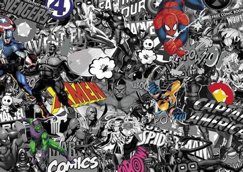 Comic Aufkleber by Marvel Comic Stickerbomb Jdm Vinyl Car