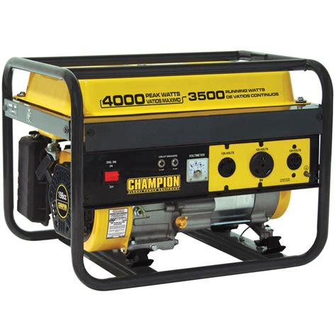Or Generator Chion 4000 Watt Portable Generator 49 State Model Chion Generators 46596 Portable