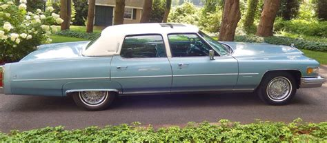 1976 Cadillac Fleetwood Talisman For Sale by 1976 Cadillac Fleetwood Talisman