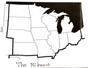 us map quiz midwest midwest states and capital map