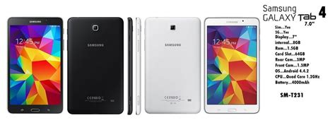 Samsung Tab 4 7 0 3g samsung galaxy tab 4 7 0 quot 3g sm t231 samsung mobiles
