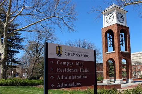 Unc Greensboro Part Time Mba by Unc Greensboro S Millennial Cus Plans Move Forward Wunc