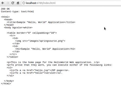 html format java code multithreading error returning file w java webserver