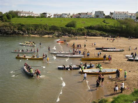 Aberporth Rowing Club   News, Events and Photos Aberporth Beach West Wales