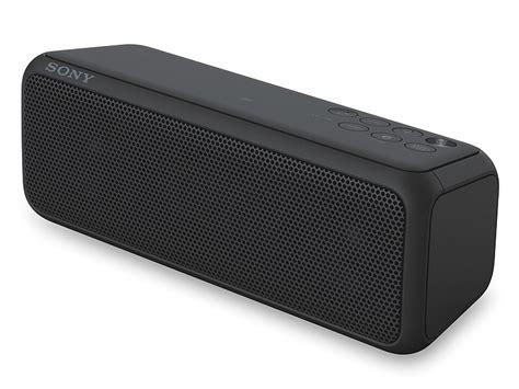Original Sony Portable Waterproof Bass Bluetooth Speaker sony srsxb3b splashproof wireless speaker black hbh