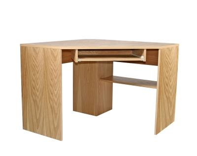 Oakwood Oak Corner Desk For Office Or Home Aw2320 C Oak Corner Desks For Home Office