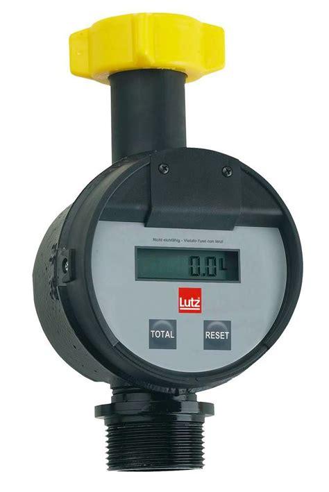 misuratore di portata per pompe per fusti e container
