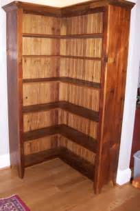 Build Corner Bookshelves How To Build A Corner Bookcase 10 Steps To Perfection