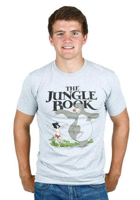 T Shirt Boo 1 the jungle book baloo and mowgli t shirt