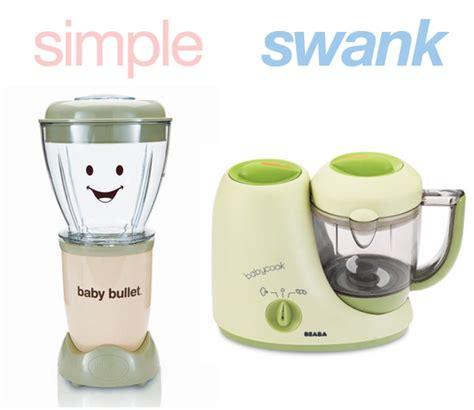 Baby Bullet Food Blender baby food makers and processors popsugar
