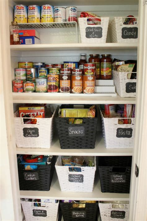 Kitchen Organizers Pantry by 9 Great Tips For Storing Bulk Buys Hgtv