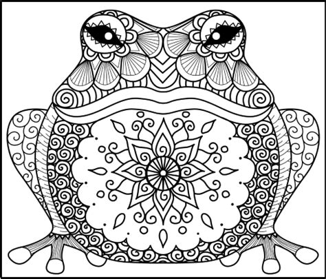 coloring pages zentangle animals coloring sheets little pagan acorns