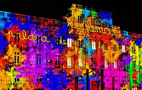 lyon s festival of lights lazer