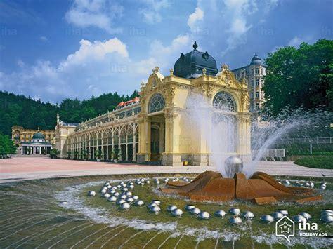 Location Région de Karlovy Vary dans un gîte pour vos vacances