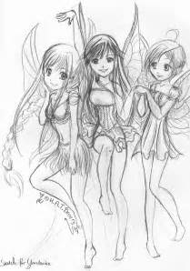 Anime water fairy drawing images amp pictures becuo