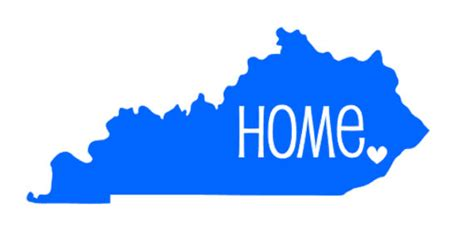 items similar to kentucky car decal sticker home car