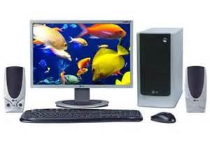 computer desk image desktop computer computers picture