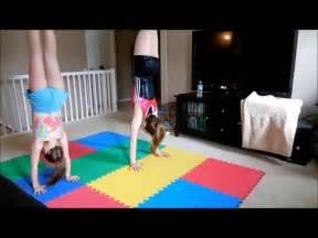 gymnastics at home gymnastics at home