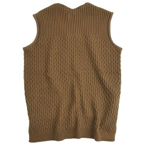 V Neck Knit Vest Dress djangoatour cotton knit v neck vest masuya