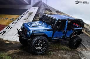jeep wrangler w 24 quot blown fuel wheels 40 quot mud