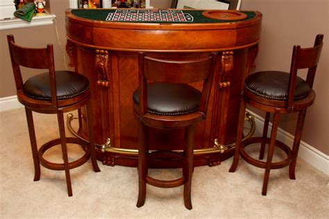 bar stools cherry wood cherry wood bar with 3 swivel top stools