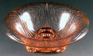 pink saturday royal lace pink depression glass rolled rim candle holder