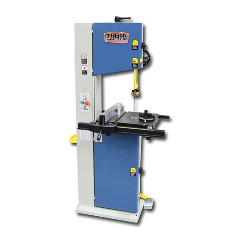 woodworking vertical bandsaw wbs  baileigh industrial