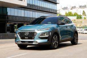 2018 hyundai kona look big things expected from