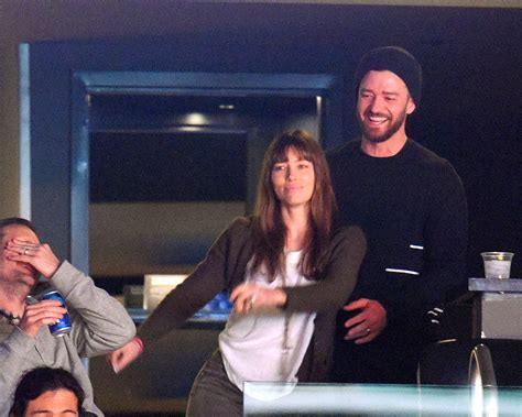 Justin Timberlake, Jessica Biel Can?t Stop the Music at