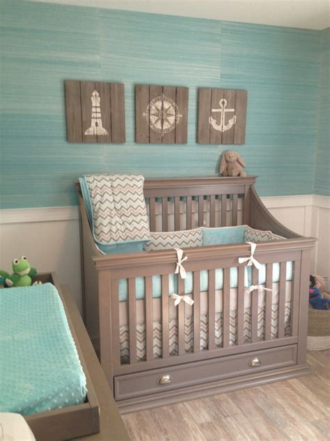 Nursery Decor For Boy Gallery Roundup Nautical Nurseries Project Nursery