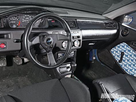 92 Civic Interior by 1992 Honda Civic Si One One Honda Tuning Magazine
