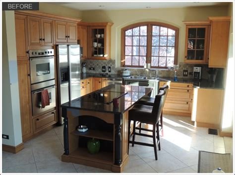 Kitchen Cabinet Painting Chicago by Cabinet Refinishing Chicago Peenmedia