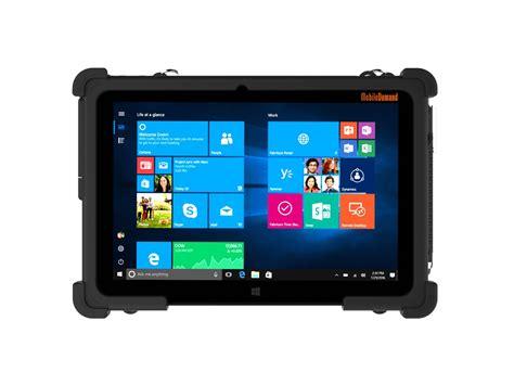 windows mobile tablet xtablet flex 10a rugged tablet windows 10 2 in 1