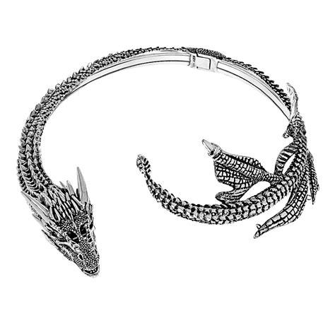 Daenerys Drogon Choker   MEY Designs Jewelry for GOT