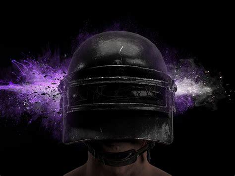 wallpaper pubg helmet playerunknowns battlegrounds