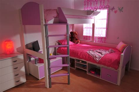 stompa casa 11 high sleeper bed