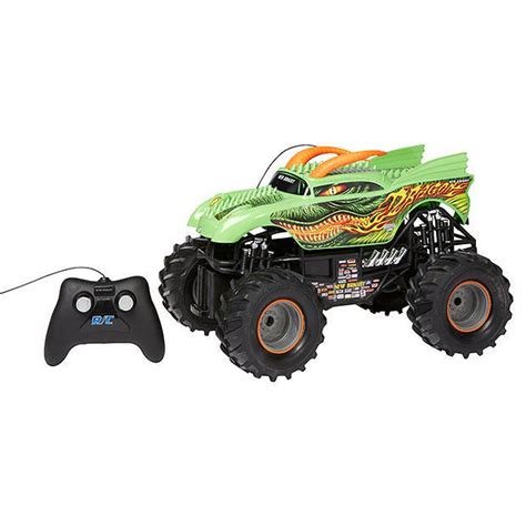monster jam remote control trucks full function remote control monster jam dragon truck