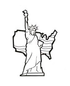 statue of liberty coloring page learning years coloring pages july 4th 1