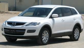 Madza Cx 9 Mazda Cx 9 History Of Model Photo Gallery And List Of